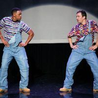 Jimmy Fallon and Will Smith Perform Evolution of Hip-Hop Dancing on The Tonight Show