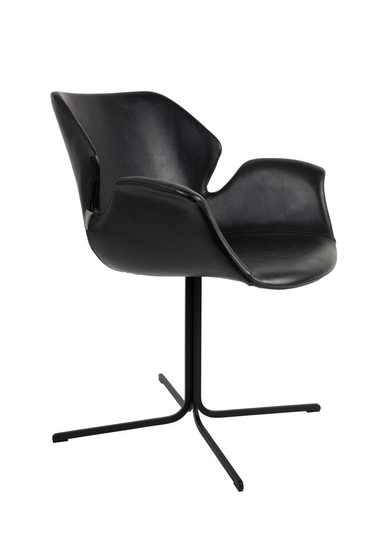 Nikki armchair All Black