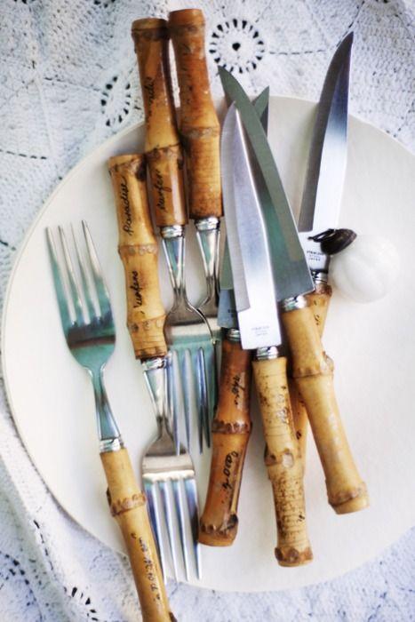 100 лучших идей из бамбука на фото: интерьер, поделки ...