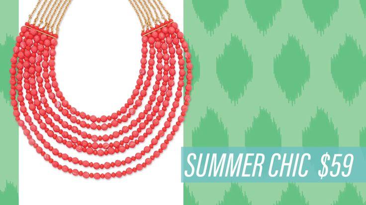 2017 Premier Designs spring collection Summer Chic Facebook.com/CiboloJewelryLady