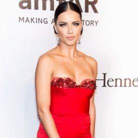 Stil zvezde: Adrijana Lima u Marchesa haljini