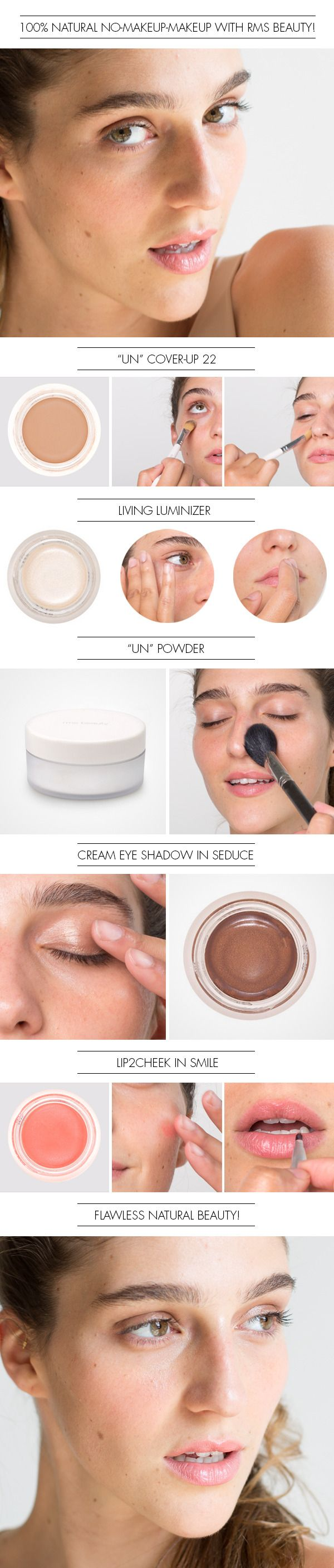 5 Minutes to a Natural, Flawless Face | Beautylish