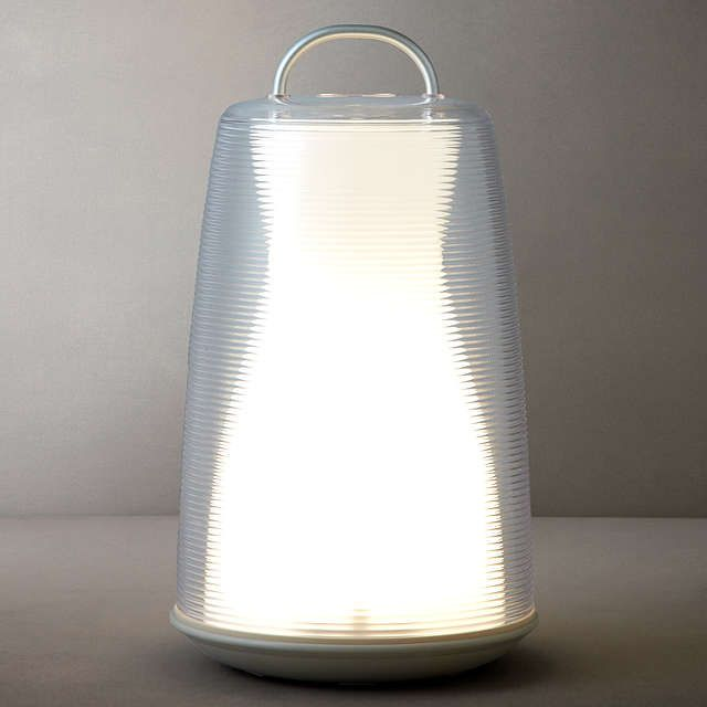 BuyGleam Outdoor LED Portable Lantern Online at johnlewis.com