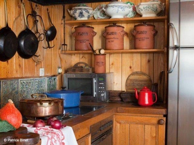 дизайн кухни в деревенском стиле (1)