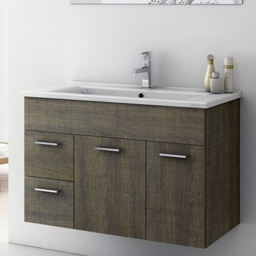 Usa caroline estate 36 inch single sink cabinet only bathroom vanity - Bathroom Vanity Acf Lor04 32 Inch Vanity Cabinet With Fitted Sink