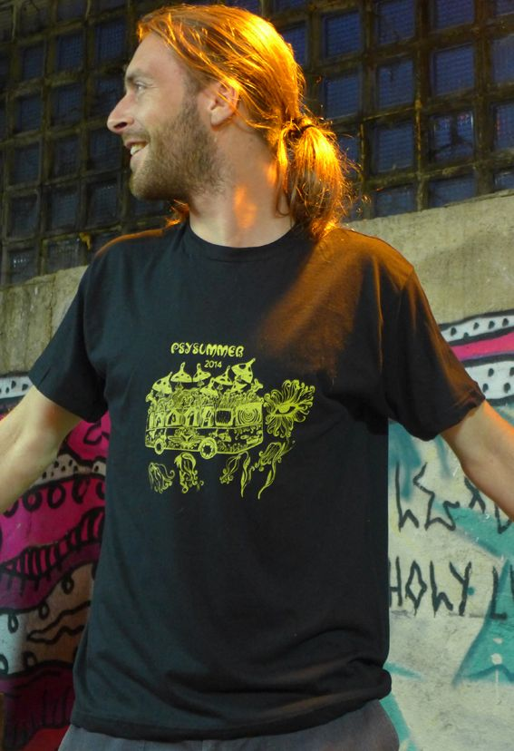 T-shirt PSYLWESTER - Atelier Wolimierz