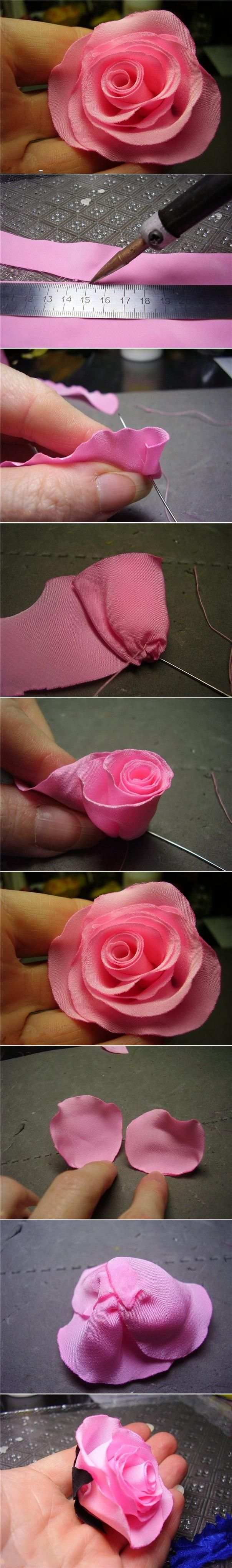 DIY-Pretty-Fabric-Rose