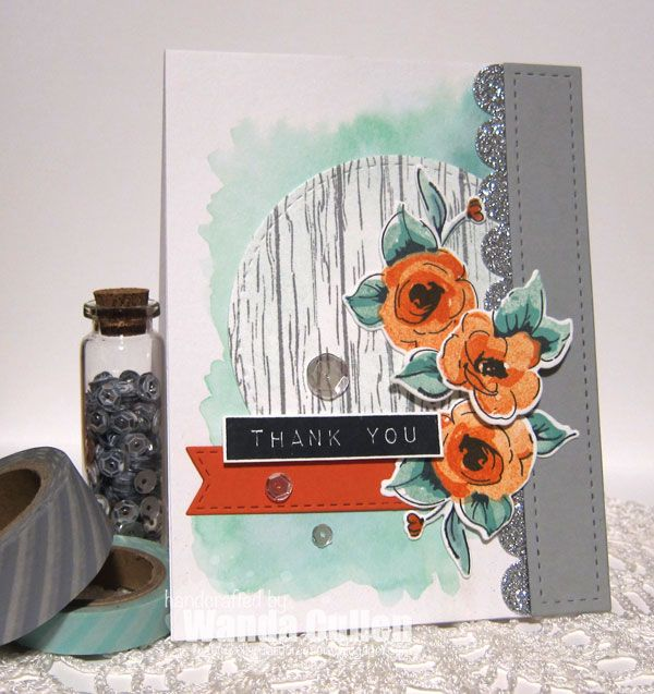 Welcome back to a new year with the Color Throwdown Challenge ! We have a fresh new look on the blog - thanks to the talented Barbara f...