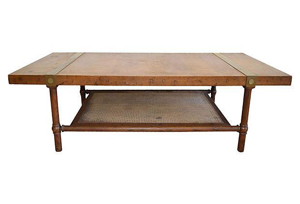 Midcentury Coffee Table by Drexel on OneKingsLane.com