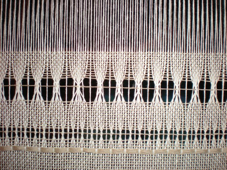 rigid heddle weaving | Weaving Leno on a Rigid Heddle Loom | Cotton Clouds Blog