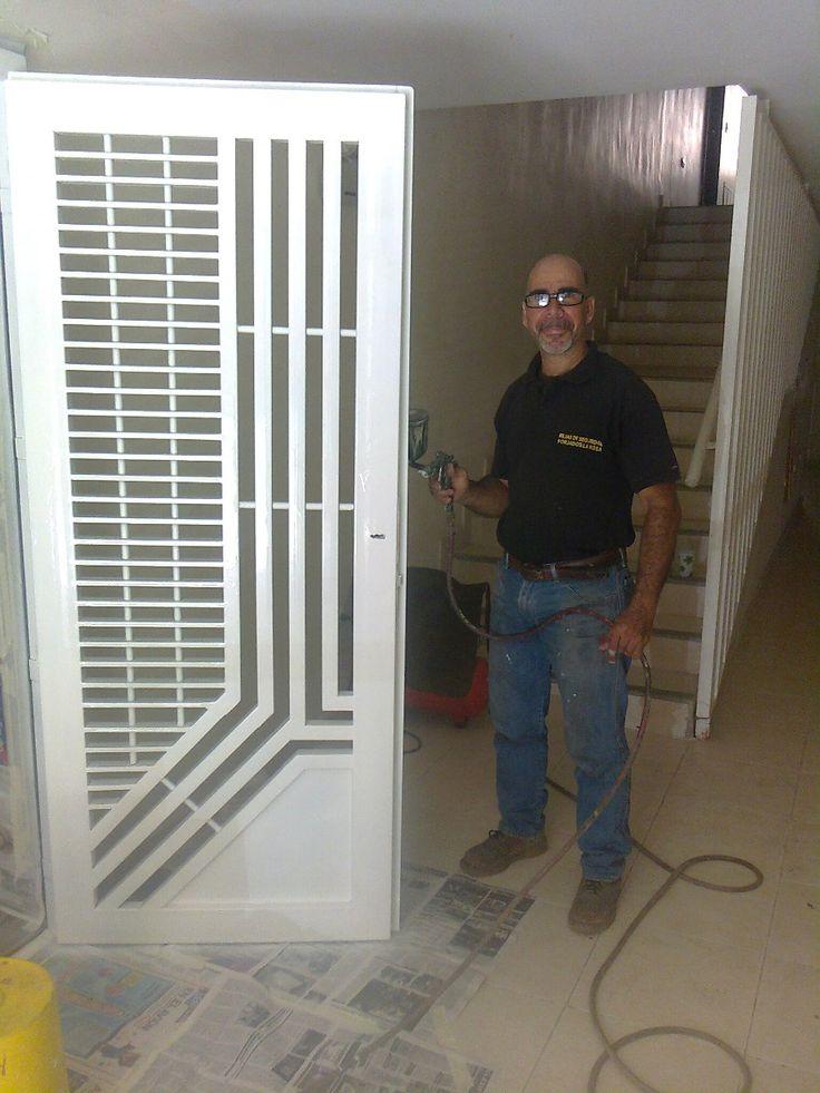 17 mejores ideas sobre rejas para ventanas modernas en - Rejas de seguridad ...