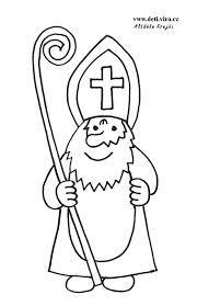 kreslený mikuláš čert anděl - Hledat Googlem