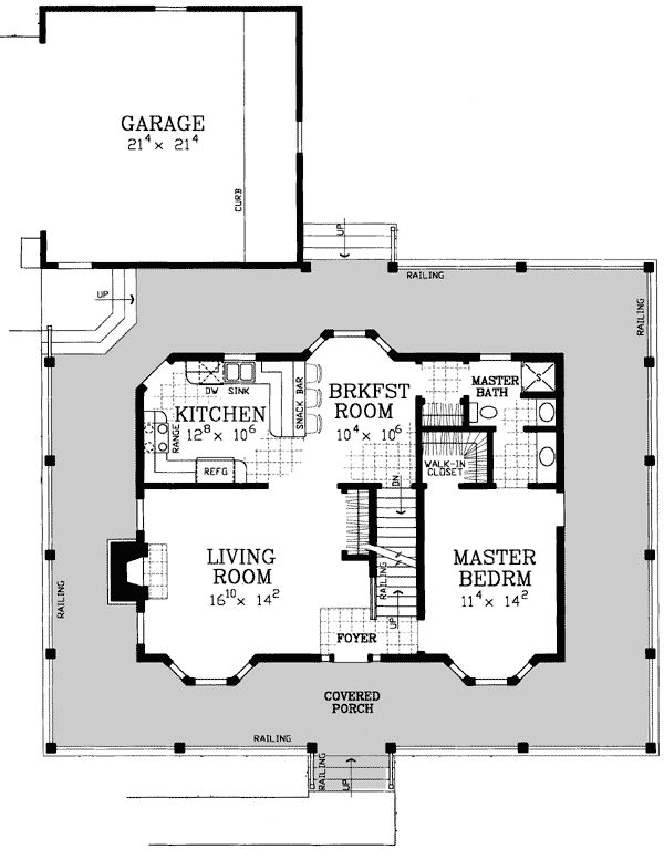 plan 81418w american classic house plan house plans floors and wrap around porches - Classic Farmhouse Plans
