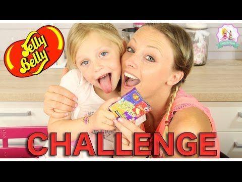 ♡• CHALLENGE JELLY BELLY FRANÇAIS - ROXANE & LOUANE DE L'ATELIER DE ROXANE •♡ - YouTube