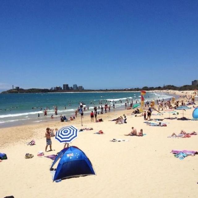 Mooloolaba Beach, Queensland Australia <3