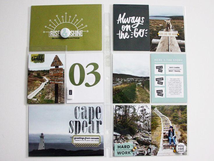 Summer Mini Album: East Coast Trail Hiking Process Video - hello krista.