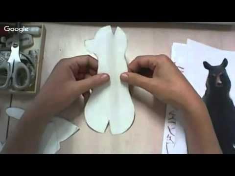 Школа Елены Олейник  Создаем мишку