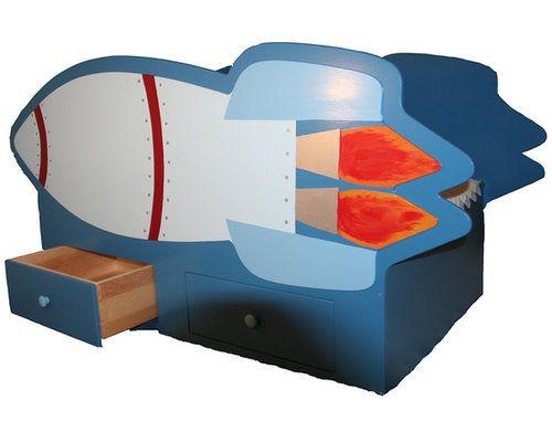 10 best rocket ship beds images on pinterest child room boy nurseries and boy rooms. Black Bedroom Furniture Sets. Home Design Ideas