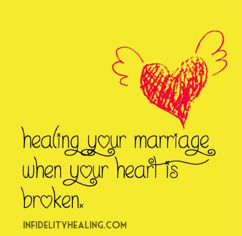 Fixing Marriage After Affair Quotes