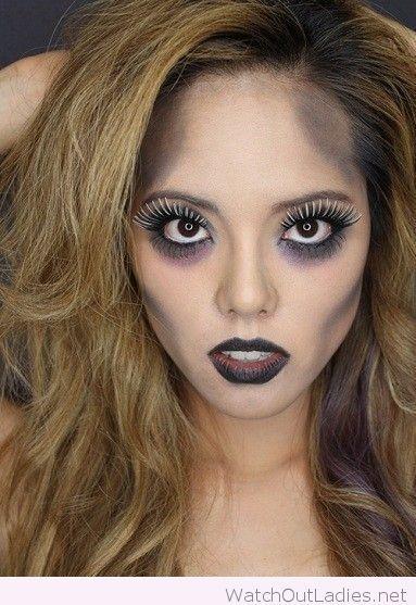 Best 10+ Simple zombie makeup ideas on Pinterest | Zombie ...