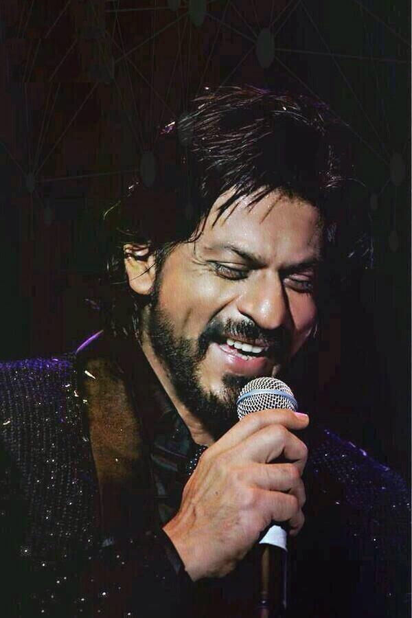 Embedded image permalink-Love you SRK.