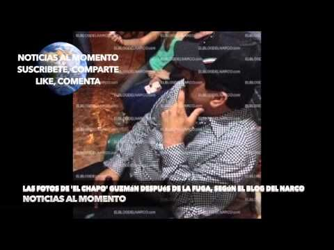 Las fotos de 'El Chapo' Guzmán después de la fuga, según El Blog del ...