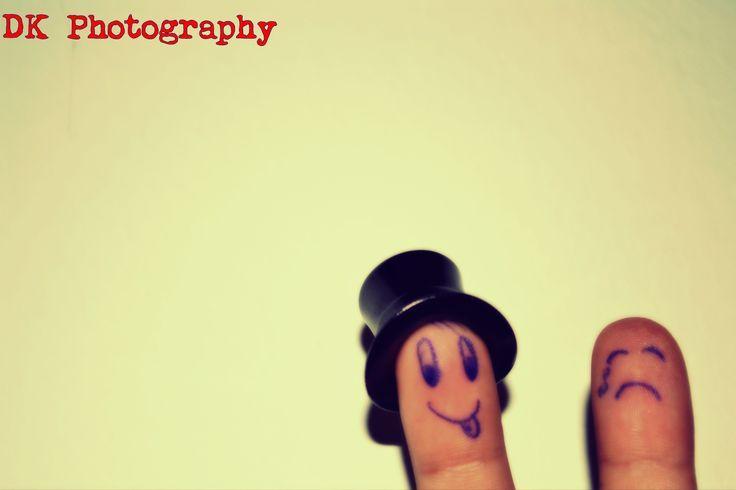 happy finger-grumpy finger! choose yours! ;) DK Photography