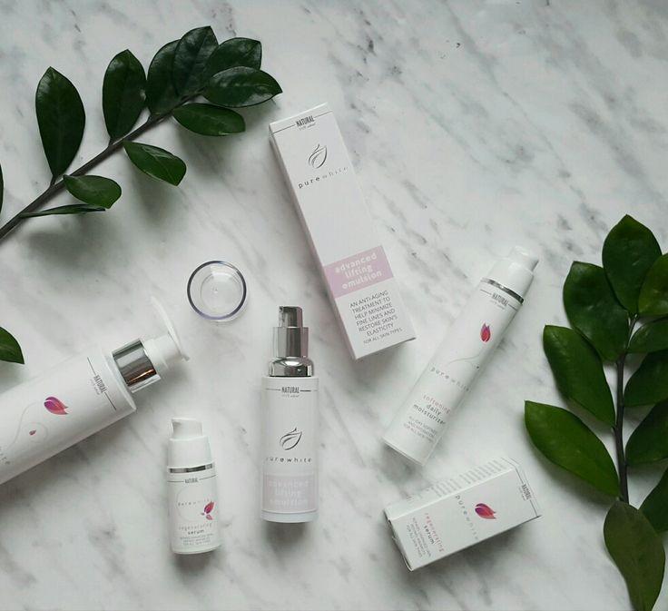 All-natural morning rituals.  #purewhitecosmetics #naturalbeauty #naturalskincare #naturalcosmetics #greenskincare #organicbeauty