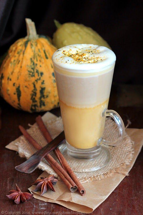Dyniowa latte, pumpkin latte, #dynia #latte #kawa #pumpkin #coffee