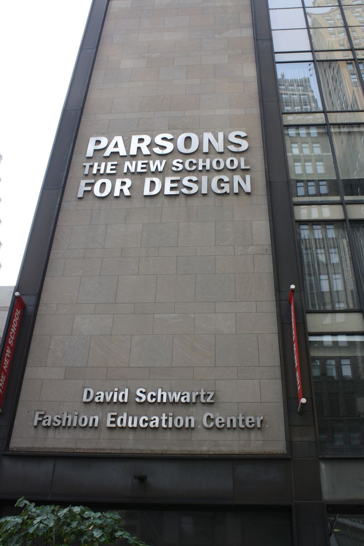 Top 25 Ideas About Parsons School Of Design On Pinterest