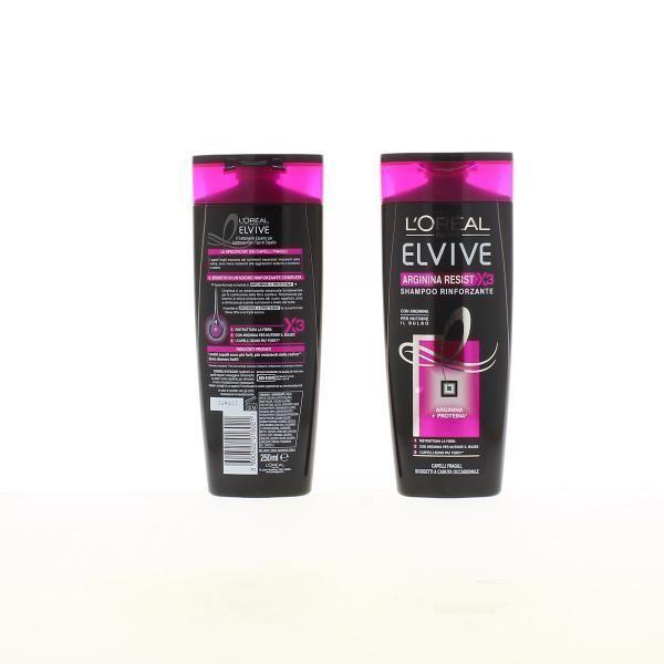 Elvive Shampoo 250 Arginina Prodotti Per Capelli