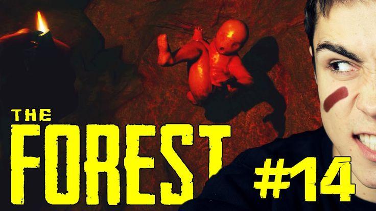 DZIECI KANIBALI! - The Forest #14