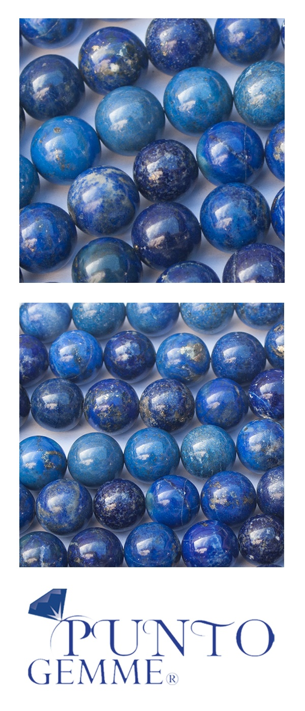 Round of lapis 12mm #lapis #gemstone #gemmopoli