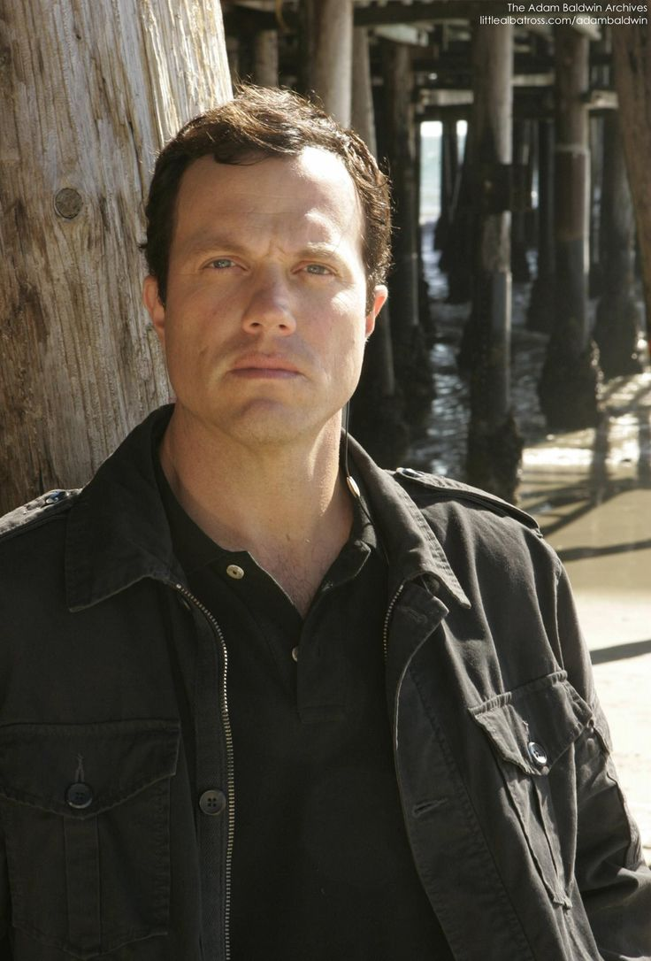 Adam Baldwin as John Casey. -- ;)
