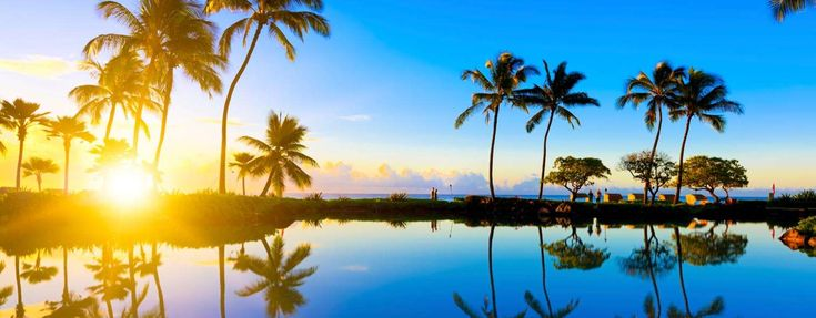 Os 10 lugares mais procurados para Lua de Mel _ Hawaii e Califórnia. www.yourwishweddingandbride.com.br