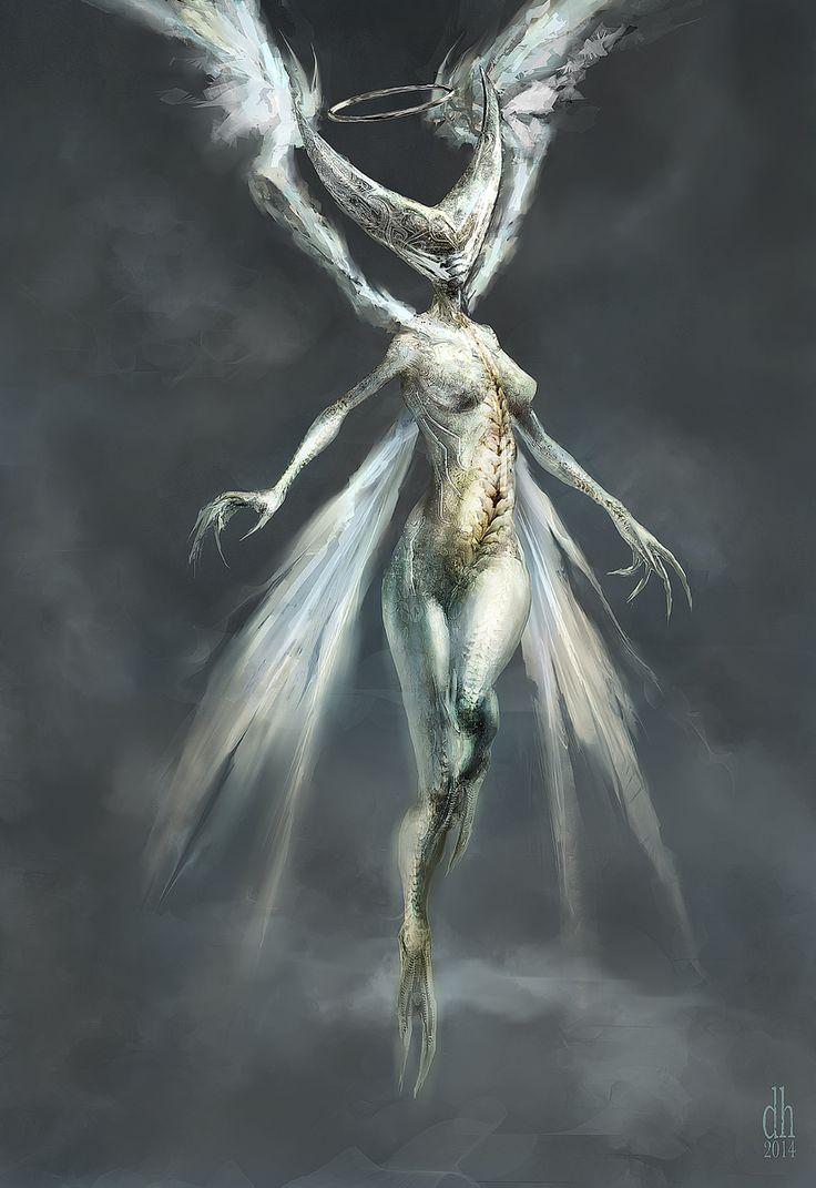Virgo by Damon Hellandbrand   Creatures   2D   CGSociety