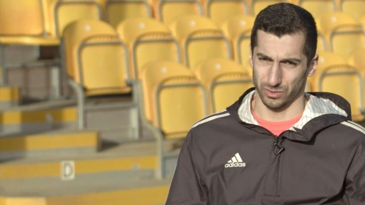"""Henrikh Mkhitaryan: """"I love to play offensive football it's not easy to defend all the time."""""""