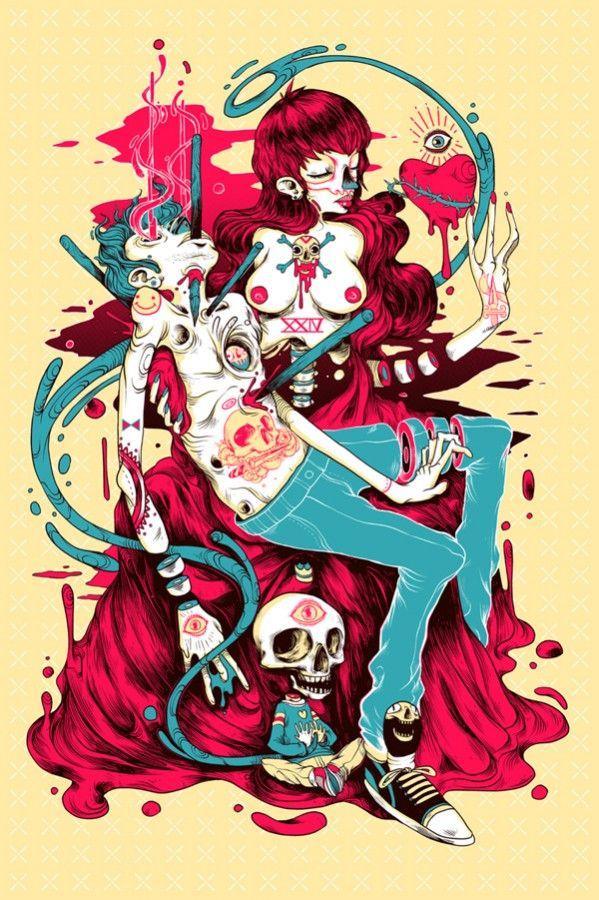 Art Prints by Raul Urias
