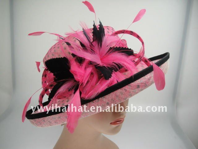 Church Ladies In Hats | ladies church hats, View ladies church hats, yihai Product Details ...