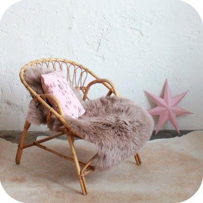 Les 25 meilleures id es concernant rotin sur pinterest for Petit fauteuil pour chambre