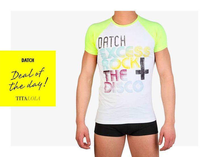 DATCH - T-Shirt uomo 07U1030