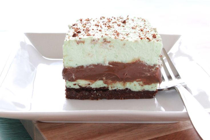 Mint Chocolate Delight - Powered by @ultimaterecipe