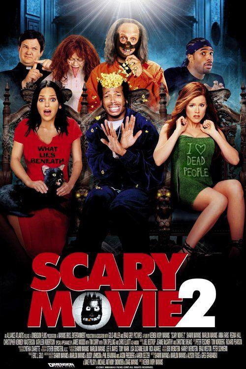 Scary Movie 2 【 FuII • Movie • Streaming