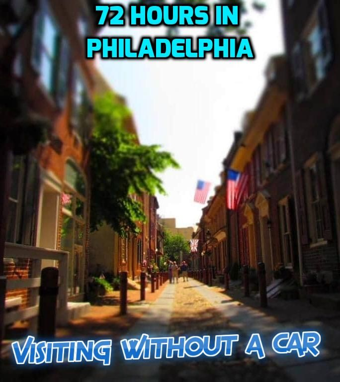 Philadelphia attractions and restaurants