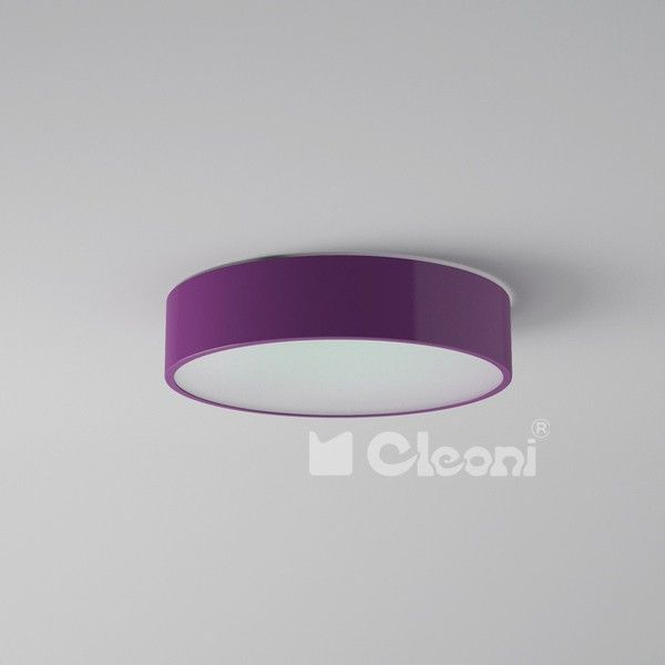 Lampy Cleoni  Aba 43 Plafon - Cleoni - plafon nowoczesny    #design #promo #lamp #interior #Abanet #oświetlenie_Kraków #Cleoni  1267PB3AT3