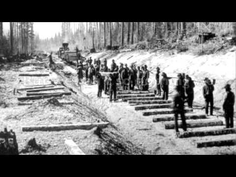 """Hands Held High"", the cover by Linkin Park. It reflects on the view of a Chinese worker working to build the Railway, they have been treated unfairly."