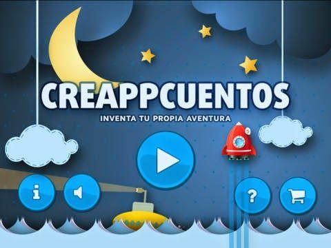 AYUDA PARA MAESTROS: Creappcuentos - App para crear cuentos en pocos pa...