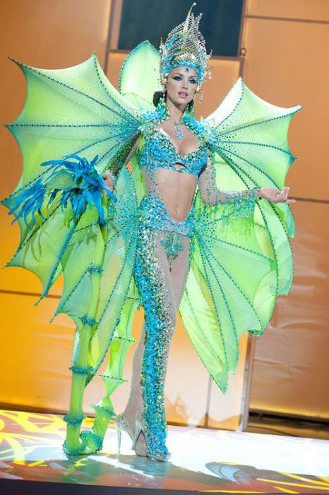 Miss Universe 2011 National Costumes--Latin America!!!