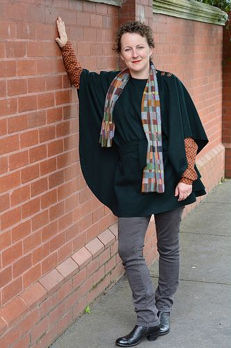 Blogless Anna's Carnaby Cape