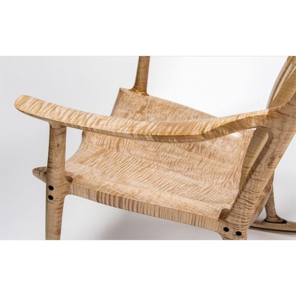 Handcrafted by Sam Maloof Woodworker, Inc.